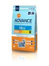 Зоотовары Киев. Advance Киев. Advance Dog Mini Adult (Эдванс) 3 кг