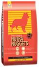 Зоотовары Киев. Nutra Nuggets Киев. Nutra Nuggets Lamb&Rice Нутра Нагетс 3 кг