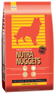 Зоотовары Киев. Nutra Nuggets Киев. Nutra Nuggets Lamb&Rice Нутра Нагетс 1 кг