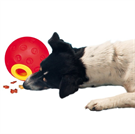 Зоотовары Киев. Собаки Киев. Trixie Мяч для лакомств, пищащий, 12 см