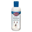 Зоотовары Киев. Собаки.Средства по уходу. Trixie Colour Shampoo White - 250 мл