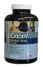 Зоотовары Киев. Кошки Киев. Excel Brewers Yeast with Garlic 600 таб.