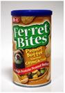 Зоотовары Киев. Грызуны.Лакомства. FERRET BITES peanut butter