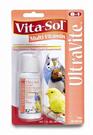 Зоотовары Киев. Птицы.Лакомства и витамины. 8in1 Витасол Vita-Sol Multi Vitamins 114мл.