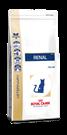 Зоотовары Киев. Кошки.Сухой корм. Royal Canin (Роял Канин) Renal Feline (Ренал) 0,5 кг