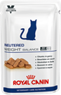 Изображение: Royal Canin (Роял Канин) Neutered Weight Balance wet 100 г
