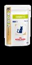 Зоотовары Киев. Кошки.Лечебные корма. Royal Canin (Роял Канин) Diabetic Feline (Диабетик) 100г