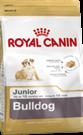 Зоотовары Киев. Собаки.Сухой корм.Щенки. Royal Canin (Роял Канин) Bulldog (Бульдог) 30 Junior 3 кг