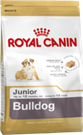 Зоотовары Киев. Собаки.Сухой корм.Щенки. Royal Canin (Роял Канин) Bulldog (Бульдог) 30 Junior 12 кг
