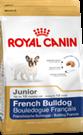 Зоотовары Киев. Собаки.Сухой корм.Щенки. Royal Canin (Роял Канин) French Bulldog (Француский бульдог) Junior 1 кг