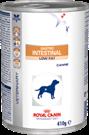Зоотовары Киев. Собаки.Лечебные корма. Royal Canin (Роял Канин) GastroIntestinal Low Fat (Лоу фат) Wet 0,41 кг