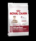 Зоотовары Киев. Собаки Киев. Royal Canin (Роял Канин) Medium Starter (Медиум Стартер) 1 кг