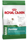 Изображение: Royal Canin (Роял Канин) Mini Junior (Мини Юниор) 0,8 кг