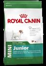 Зоотовары Киев. Собаки.Сухой корм.Щенки. Royal Canin (Роял Канин) Mini Junior (Мини Юниор) 4 кг
