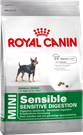 Зоотовары Киев. Собаки Киев. Royal Canin (Роял Канин) Mini Sensible (Мини Сенсибл) 2 кг