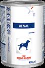 Зоотовары Киев. Собаки Киев. Royal Canin (Роял Канин) Renal cans (Ренал) 420г