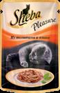 Изображение: Sheba (Шэба) Pleasure телятина с языком 85 г