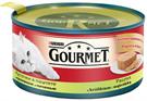 Зоотовары Киев. Gourmet Киев. Gourmet (Гурмет) Rabbit & Liver (Кролик-печень) 195г