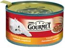 Зоотовары Киев. Gourmet Киев. Gourmet (Гурмет) Chicken & Turkey (Курица-индейка) 195г