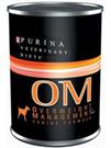 Зоотовары Киев. Собаки.Консервы. Purina (Пурина) Veterinary Diets OM can (Обэсити) 400 г