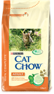 Зоотовары Киев. Cat Chow Киев. Cat Chow (Кэт Чау) Chicken&Turkey (курица-индейка) 15 кг