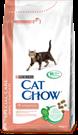 Зоотовары Киев. Cat Chow Киев. Cat Chow (Кэт Чау) Special Sensetive (Сенсетив) 15 кг