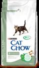 Зоотовары Киев. Cat Chow Киев. Cat Chow (Кэт Чау) Hairball Control (Вывод шерсти) 1,5 кг