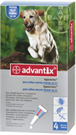 Зоотовары Киев. Bayer Киев. Advantix (Адвантикс) >25 kg