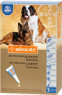 Изображение: Advocate (Адвокат) 4 мл для собак