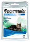Зоотовары Киев. Кошки.Ветеринария.Средства от блох и клещей. FrontLine (Фронтлайн) Spot On Cat (1 пипетка)