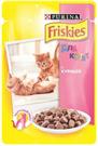Изображение: Friskies (Фрискас) для котят с курицей 100 г