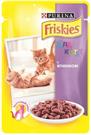 Изображение: Friskies (Фрискас) ягненок для котят 100 г